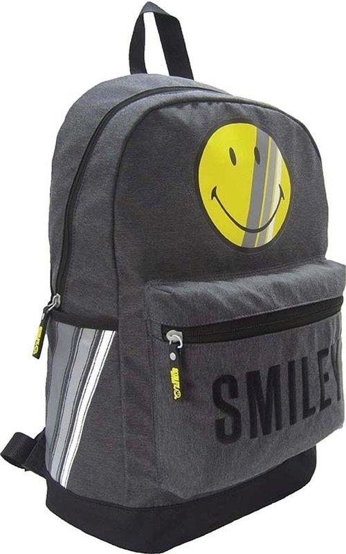 Plecak Zaokrąglony Life Smiley Sporty