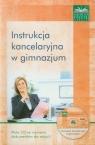 Instrukcja kancelaryjna w gimnazjum płyta CD ze wzorami dokumentów Skrzyński Dariusz