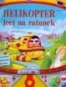 Helikopter leci na ratunek