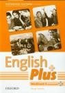 English Plus 4 Zeszyt ćwiczeń z płytą CD