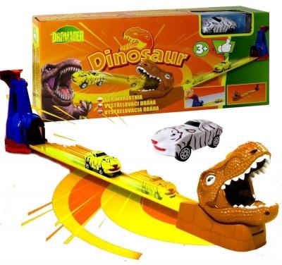 Tor wyścigowy Dromader wyrzutnia-dinozaur (1281098)