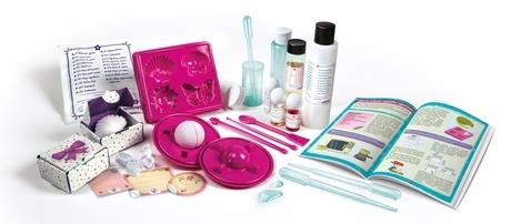 Naukowa Zabawa: Duże laboratorium mydlarskie (60982)