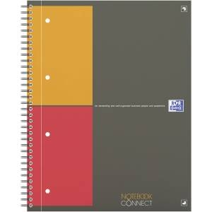 NOTEBOOK CONNECT OXFORD INTERNATIONAL 230X297 180K KR 5/5 400055725