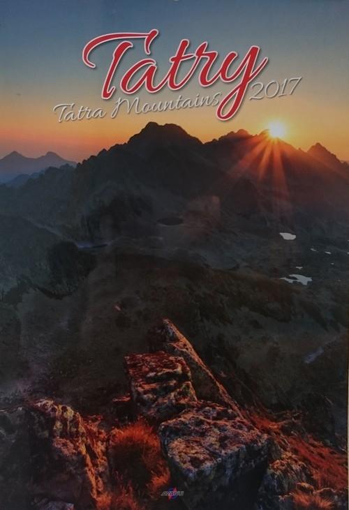 Kalendarz 2017 Duży A3-7 Tatry