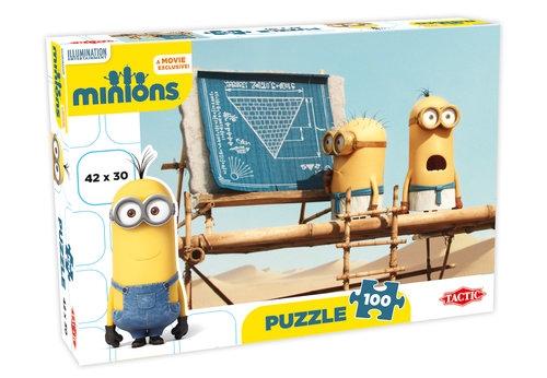 Puzzle Minions Architects 100