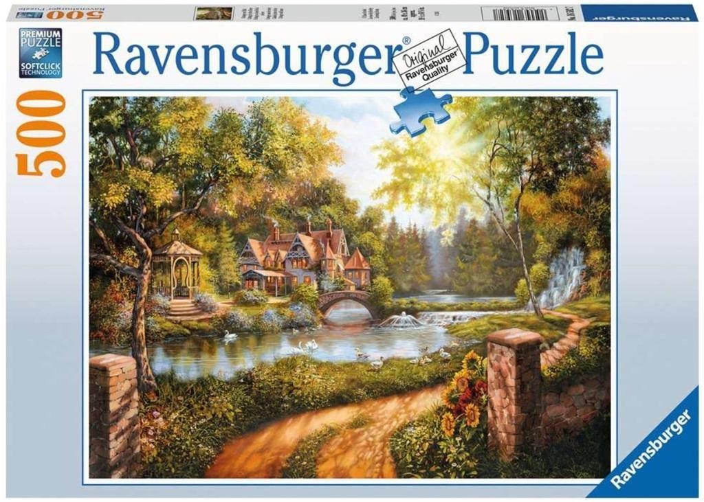 Puzzle 500: Domek (16582)