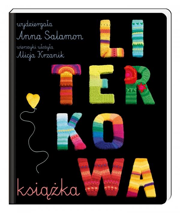 Literkowa książka Salamon Anna, Krzanik Alicja
