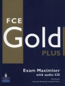 FCE Gold Plus Exam Maximiser + CD .Burgess Sally, Newbrook Jacky, Wilson Judith
