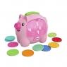 Edukacyjna świnka skarbonka (GJC76)