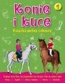 Konie i kuce Książka pełna zabaw 1