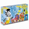 Puzzle dla maluszków Zou