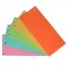 Przekładka czysta Bantex 1/3 A4/100 szt. - kolorowe (100553887)
