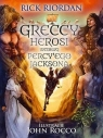 Greccy herosi według Percy Ego Jacksona