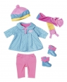 Baby born - Zestaw ubranek na chłodne dni
