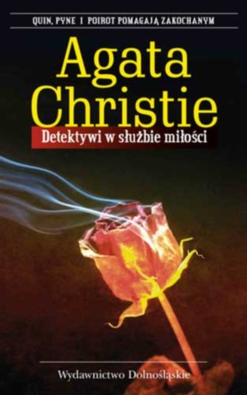 Detektywi w służbie miłości Christie Agata