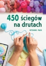 450 ściegów na drutach Wyd.V
