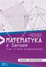 Matematyka z sensem 2 Podręcznik Zakers rozszerzony