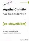 4.50 From Paddington - 4.50 z Paddington z podręcznym słownikiem Christie Agatha