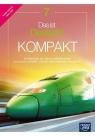 Das ist Deutsch! KOMPAKT. Podręcznik kl. 7. Nowa Edycja 2020-2022 - Język Kamińska Jolanta
