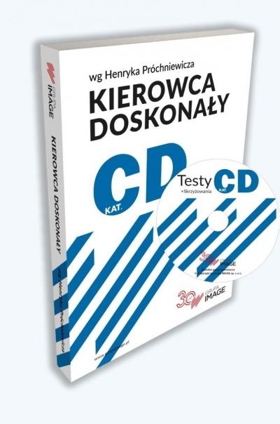 Kierowca doskonały - Podręcznik kierowcy + CD 2020 Henryk Próchniewicz