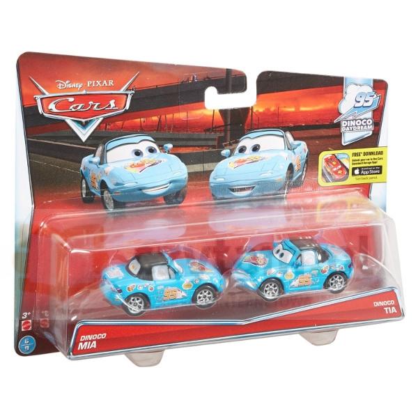CARS Auta dwupak (Y0506/DKV58)