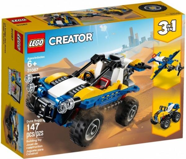 Klocki Creator Lekki pojazd terenowy (31087)