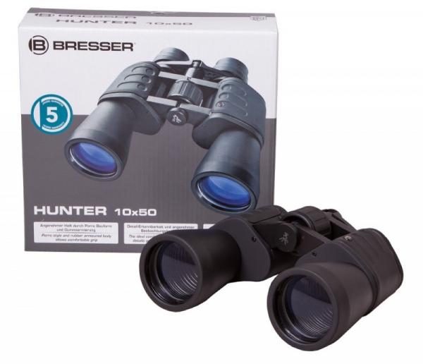Lornetka Bresser Hunter 10x50 (24481)