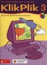 KlikPlik 3 Zajęcia komputerowe dla szkoły podstawowej + CD szkoła Jabłońska-Stefanowicz Ewa, Kijo Anna