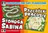 Stonoga Sabina Pszczółki Pracusie Logopedyczne gry planszowe