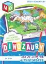 Jak ze zdjęcia - Dinozaury (51305) Wiek: 6+ praca zbiorowa