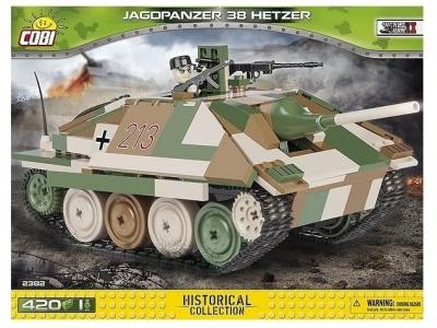 Cobi: Mała Armia WWII. Jagdpanzer 38 Hetzer - 2382