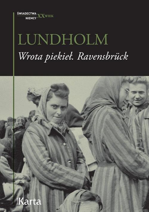 Wrota piekieł Ravensbrück Lundholm Anja