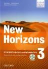 New Horizons 3 Podręcznik z CD