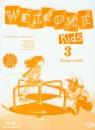 Welcome Kids 3 Teacher's Book Szkoła podstawowa Dooley Jenny, Evans Virginia