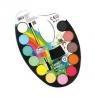 Farby wodne na paletce 12 kolorów FIORELLO