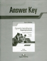 Egzamin ósmoklasisty Repetytorium Język angielski Answer Key (Uszkodzona okładka)
