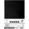 Filc Titanum A4, 10 arkuszy - czarny (345157)