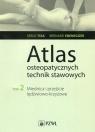 Atlas osteopatycznych technik stawowych Tom 2