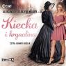 Kiecka i krynolina audiobook Aleksandra Katarzyna Maludy