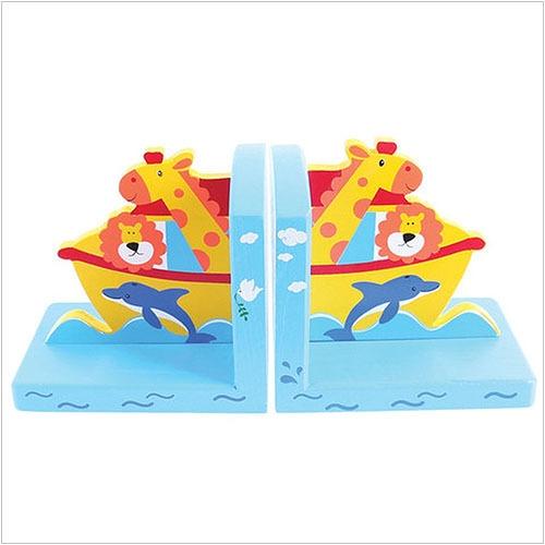 Podpórki do książek - Arka Noego (Uszkodzone opakowanie)