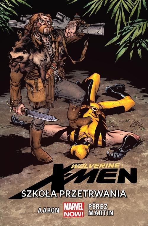 Wolverine and the X-Men: Szkoła przetrwania, tom 2 opracowanie zbiorowe