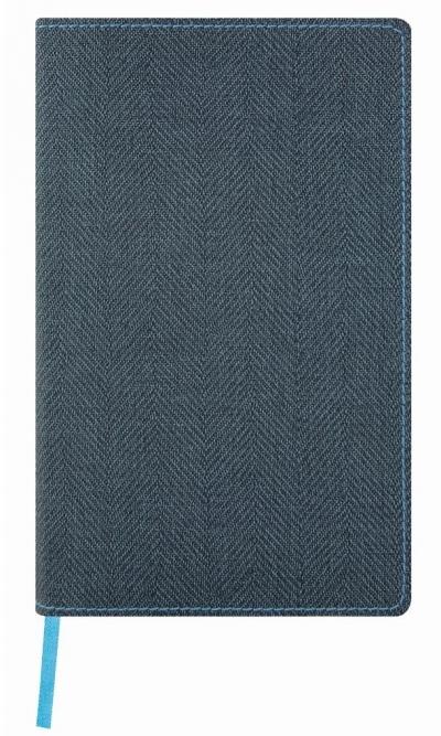 Notatnik 13x21cm gładki Castelli Harris Blue
