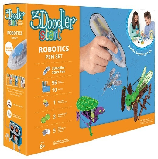 3Doodler Start: Zestaw roboty (DODROBPMULR)