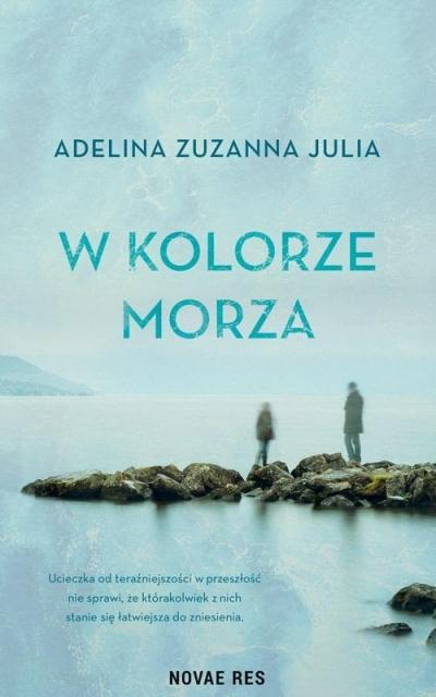W kolorze morza Adelina Zuzanna Julia