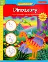 Dinozaury Nauka rysowania i ciekawe opowiadanie