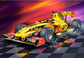 Puzzle 500 Race Bolide (51830) .