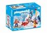 Playmobil Family Fun: Bitwa na śnieżki (9283) Wiek: 4+