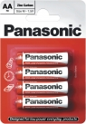 Bateria Panasonic R6, 4 szt.