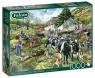 Puzzle 1000 Falcon Kolejny dzień na farmie G3