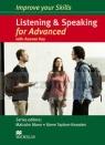 Improve your  Skills Listening & Speaking for Advanced SB + key